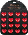 Magnethalter Herz per Stück  Magnethalter Marienkäfer per Stück Magnethalter Smile per Stück Magnethalte...