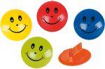 Knack-Smile per Stück  Mini-Windmühle / Mini-Windrad, farblich sortiert, per Stück Jongliertuch ...