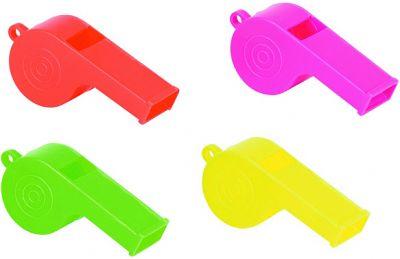 Trillerpfeife aus Kunststoff per Stück Trillerpfeife aus Kunststoff per Stück Blockflöte Xylophon aus Metall Xyloph...