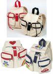 Rucksack aus Baumwolle zum Bemalen und Gestalten per Stück  Hammer Astscheiben ca. 100 Stück per Beutel Buchstaben-Würfel / Fädelwürfel...