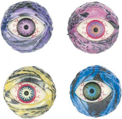 Flummy - Gummiball Auge farblich sortiert per Stück Flummy - Gummiball Auge farblich sortiert per Stück Jonglierbälle - 3er Set ...