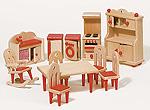 Bauernhausmöbel - Küche  Einrichtung - Wohnzimmer Einrichtung - Kinderzimmer Einrichtung - Schlafzim...