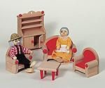 Bauernhausmöbel - Wohnzimmer  Einrichtung - Wohnzimmer Einrichtung - Kinderzimmer Einrichtung - Schlafzim...