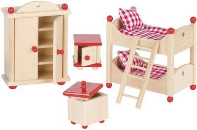 Bauernhausmöbel Kinderzimmer rustikal aus Buche 12-teilig Bauernhausmöbel Kinderzimmer rustikal aus Buche 12-teilig Einrichtung - Wohn...