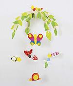Mobile - Insekten  Mobile - Schmetterlinge Mobile - Arche Noah Mobile - Baumhaus Mobile - Inse...