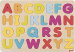 Einlegepuzzle ABC  Einlegepuzzle - Alphabet ABC Einlegepuzzle Zahlen 0-9 Einlegepuzzle Traktor...