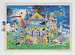 Einlegepuzzle - Märchenstunde  Einlegepuzzle - Alphabet ABC Einlegepuzzle / Anlegepuzzle Tierkreis Einlege...