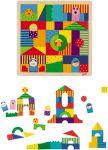 Legespiel Bauernhof  Einlegepuzzle - Alphabet ABC Einlegepuzzle / Anlegepuzzle Tierkreis Einlege...