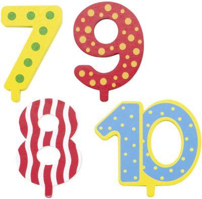 Zusätzliche Austauschzahlen 7, 8, 9, 10 für Geburtstagszüge Zusätzliche Austauschzahlen 7, 8, 9, 10 für Geburtstagszüge Geburtstagsraupe...