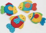 Gute-Laune-Fisch mit Knisterfolie per Stück  Gute-Laune-Fisch mit Knisterfolie per Stück Hör- und Fühlsonne Bilderbuch m...