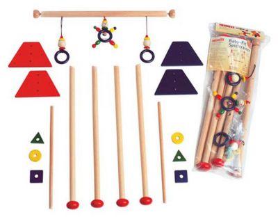 Baby-Fit rot, unmoniert, Greif- u. Spieltrainer Baby-Fit rot, unmoniert, Greif- u. Spieltrainer Baby-Fit, Spieltrainer und L...