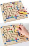 Entchen-Labyrinth  Magnetspiel mit geometrischen Formen Entchen-Labyrinth Magnetspiel Trapeze ...