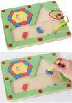 Magnetspiel Trapeze  Magnetspiel mit geometrischen Formen Entchen-Labyrinth Magnetspiel Trapeze ...