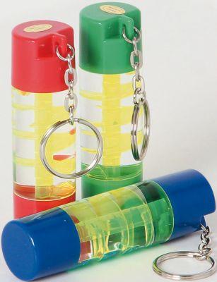 Schlüsselanhänger Spiral Bubbler farblich sortiert per Stück Schlüsselanhänger Spiral Bubbler farblich sortiert per Stück Schlüsselanhäng...