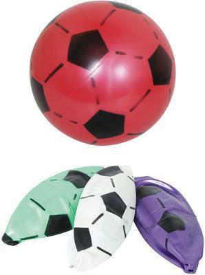 Fußball Fußball Jonglierbälle - 3er Set Regenbogenball / Gummiball / Flummy per Stüc...