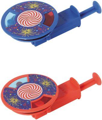 Funkenrad / Feuerrad farblich sortiert, per Stück Funkenrad / Feuerrad farblich sortiert, per Stück Mini-Windmühle / Mini-Wi...