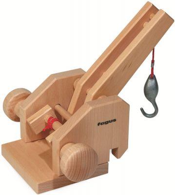 fagus® Kranaufsatz für Unimog fagus® Kranaufsatz für Unimog fagus® Hochkran-Set mit Stapelbox, Ladegabel +...