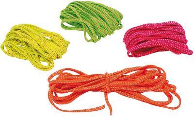 Gummitwist / Hüpfgummi farblich sortiert per Stück Gummitwist / Hüpfgummi farblich sortiert per Stück Kinderbesen mit Naturbo...