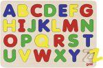 Einlegepuzzle - Alphabet ABC  Einlegepuzzle - Alphabet ABC Einlegepuzzle / Anlegepuzzle Tierkreis Einlege...
