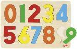 Einlegepuzzle Zahlen 0 - 9  Einlegepuzzle Zahlen 0 - 9 Anlegepuzzle Zahlen 1 - 10...
