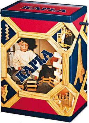 KAPLA-Bausteine mit 200 Stück KAPLA-Bausteine mit 200 Stück KAPLA-Bausteine mit 280 Stück KAPLA-Baustein...