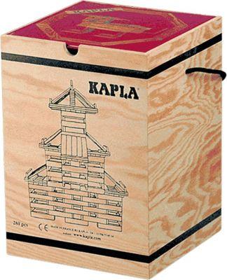 KAPLA-Bausteine mit 280 Stück KAPLA-Bausteine mit 280 Stück KAPLA-Bausteine mit 200 Stück KAPLA-Bausteine ...