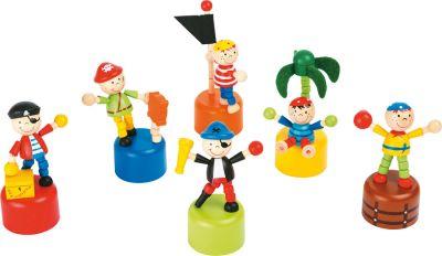 Wackelfigur / Druckfigur Pirat per Stück Wackelfigur / Druckfigur Pirat per Stück Wackelfigur / Druckfigur Clown per ...