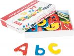 Magnetbuchstaben-Set, 52-teilig  Magnethalter Marienkäfer per Stück Magnethalter Smile per Stück Magnethalte...