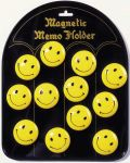 Magnethalter Smile per Stück  Magnethalter Marienkäfer per Stück Magnethalter Smile per Stück Magnethalte...