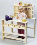 Kaufmannsladen  Wurstaufschnitt-Set mit Tablett, 11-teilig Käseaufschnitt-Set mit Tablett, ...