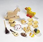 Accessoires Puppenhaus - Wichtelhaus  Einrichtung - Wohnzimmer Einrichtung - Kinderzimmer Einrichtung - Schlafzim...