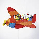 Schwingfigur - Animal Airlines  Schwingfigur - Animal Airlines Schwingfigur - Schmetterling Schwingfigur - ...
