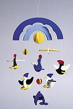 Mobile - Arktis  Mobile - Schmetterlinge Mobile - Arche Noah Mobile - Baumhaus Mobile - Inse...